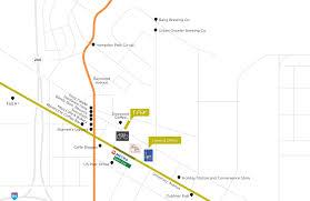 Green Line Map St Anthony Park Apartments Apts Near Transit Green Line