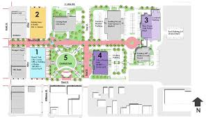 Amphitheater Floor Plan by Site Plan