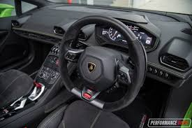 lamborghini custom interior 2016 lamborghini huracan spyder review video performancedrive