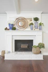 fireplace top can you paint the inside of a gas fireplace luxury
