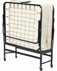 Folding Bed With Mattress Deals On Spring Coil 30 Inch Portable Rollaway Twin Folding Bed