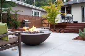 Firepit Bowl by Fire Bowls Fire Pits Concrete Creations