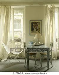 sala da pranzo in francese immagini bianco farfalla sedia e bianco tenda in francese