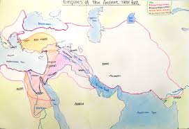 Ancient Middle East Map by Ancient Near Eastern Empires Maps 2013 2014 Mrcaseyhistory