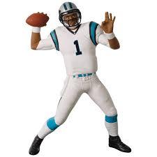 football legends carolina panthers newton ornament keepsake