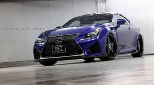 lexus rc f price usa lexus rc rc f sport rcf kit from aimgain are available now