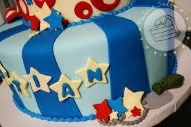 Cake Walk A Patriotic Birthday