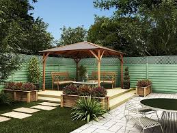 Gazebo On Patio by 7 Garden Structure Ideas To Enjoy Your Outdoor Space More