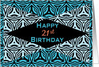 21 Birthday Card Design 21st Birthday Cards From Greeting Card Universe