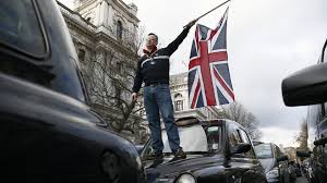Car Bonnet Flags The London Employment Tribunal Rules Uber Drivers Have Workers