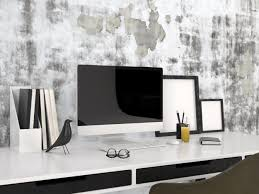 Organized Office Desk Work Want To Get More Done At Work Organize Your Office First