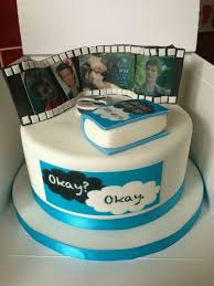 28 fault stars birthday cakes images