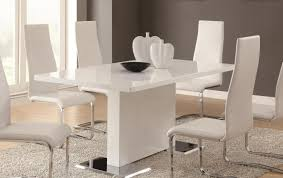 White Gloss Dining Tables And Chairs Dining Nice White Gloss Dining Table And Chairs High 4 Se Sydney