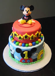 mickey mouse cakes be equipped baby minnie mouse 1st birthday cake