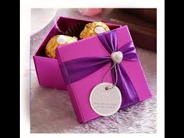 wrapped gift boxes origami candy box easy great ideas for gift wrapping christmas