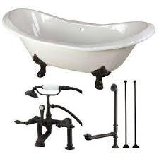 clawfoot bathtubs freestanding bathtubs the home depot