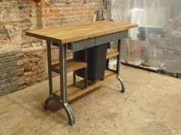 modern kitchen island cart modern industrial kitchen island console table the grand
