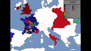 Burgundy France Map by The History Of France Every Year Youtube