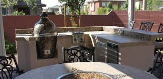 kitchen style covered outdoor kitchen intended for imposing