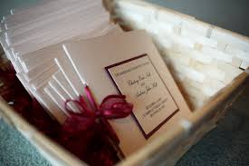 cost of wedding programs great directions on how to diy wedding programs that still look