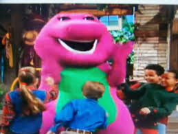 Barney And The Backyard Gang Cast Barney The Purple Dinosaur Images Everybody Tickles Barney Hd