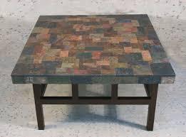 Slate Top Coffee Table Creative Of Slate Top Coffee Table With Coffee Table Model Slate