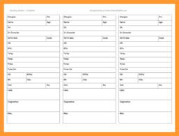 Nursing Report Sheet Templates Nursing Report Sheet Template Letter Format Mail