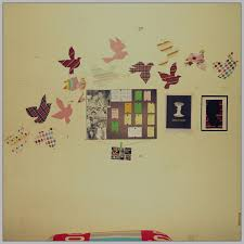 bedroom inviting room decoration idea with cute easy diy art of