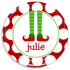 personalized photo plate personalized christmas plate christmas plates custom