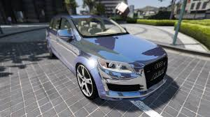 audi q7 modified 2009 audi q7 as7 abt add on replace gta5 mods com