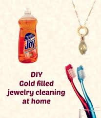 how to clean jewelry at home diy jewelry cleaning solution