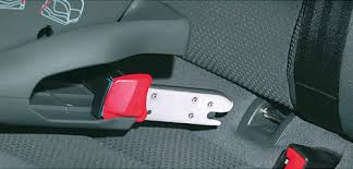 systeme isofix siege auto siège auto isofix vs ou ceintures de sécurité que choisir
