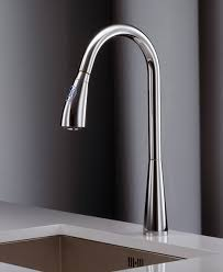 touch faucets for kitchen touch sensor kitchen faucet by newform