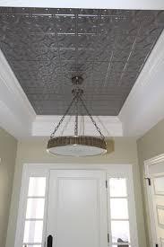 Ceiling Tile Light Fixtures Tin Ceiling Tiles