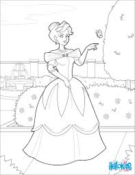 princess coloring pages hellokids com