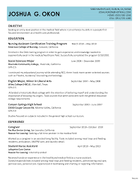 sle of resume word document nursing assistant resume sle cna templates format 3a sle free