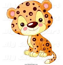 jaguar clipart jaguar cub clipart 8