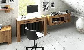 bureau chene massif moderne bureau chene massif moderne bureau en chene massif moderne cubic