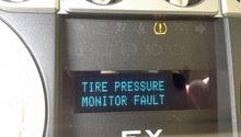 tire pressure sensor light how do i turn my tire pressure light off ford truck enthusiasts
