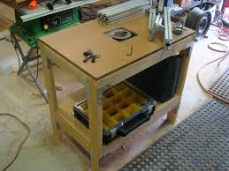 Building A Router Table by Diy Router Table Imsolidstate