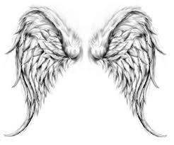 wing back tattoos for guys tattoos of angels wings cool tattoos bonbaden one day