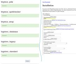 moodle in english installation coming without css