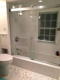 Kohler Frameless Sliding Shower Door Attractive Kohler Shower Doors Regarding K 707106 L Revel