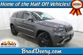 grey jeep grand cherokee 2016 2016 jeep grand cherokee altitude for sale 24 used cars from