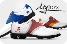 design your shoes the of a player footjoy