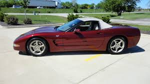 2003 50th anniversary corvette 2003 corvette convertible for sale illinois 2003 50th