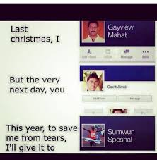 Last Christmas Meme - last christmas meme by gemineye memedroid