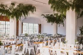 modern loft wedding in downtown los angeles andrea cory green