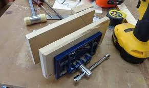 christine demerchant builds new workbench part 4 installing
