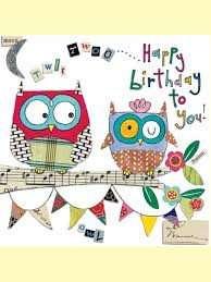 owl happy birthday card happy birthday birthdays pinterest happy